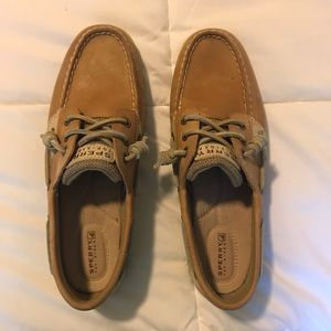Sperry topsider Classic women size 8
